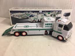 Collector Hess Toy Truck And H... Auctions Online | Proxibid Hess Custom Hot Wheels Diecast Cars And Trucks Gas Station Toy Oil Toys Values Descriptions 2006 Truck Helicopter Operating 13 Similar Items Speedway Vintage Holiday On Behance Collection With 1966 Tanker Miniature 18 Wheeler Racer Ebay Hess Youtube 2012 Rescue Video Review 5 H X 16 W 4 L For Sale Wildwood Antique Malls