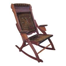 Victorian Eastlake Folding Rocking Chair | Chairish Upholstery Wikipedia Fniture Of The Future Victorian New Yorks Most Visionary Late Campaign Style Folding Chair By Heal Son Ldon Carpet Upholstered Deckchairvintage Deck Etsy 2019 Solutions For Your Business Payless Office Aa Airborne Chair With Leather Cover And Black Lacquered Oak Civil War Camp Hand Made From Bent Oak A Tin Map 19th Century Ash Morris Armchair Maxrollitt Queen Anne Wing 18th Centurysold Seat As In Museum On Holdtg Oriental Hardwood Cock Pen Elbow Ref No 7662