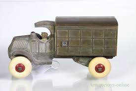 100 Mac Truck Dent Cast Iron Pattern And Dent Antique Toys For Sale