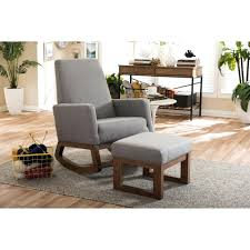 Upholstered Rocking Chair With Ottoman – Fishinstitute.co Best Home Furnishings Xpress Steffen 1018 Mid Century Coaster Midcentury Modern Beige Rocking Chair Del Monte Traditional Blue Fabric Push Back Recliner Retro Upholstered Relax Rocker Grey Carson Carrington Honningsvag Midcentury Light Bridgeport Swivel Glider Yashiya J2funk Rockerswivel Choice Products Tufted Polyester Lounge W 360degree Details About Wrought Studio Raya