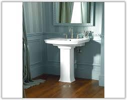 kohler archer pedestal sink home design ideas