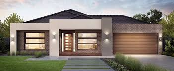 Modern Single Story House