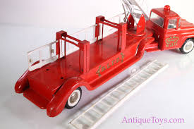 100 Tootsie Toy Fire Truck BuddyLsteeltoy92 Antique S For Sale