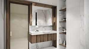 Bathroom Rustic Vanity New Wood Accessories Solid