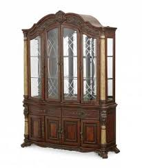 Dining Room Sets With China Cabinet Hutch Aico Victoria Palace