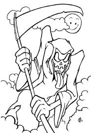 Halloween Coloring Pages Amazing Free Printable For Older Kids
