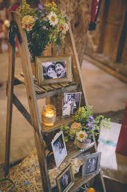 Shabby Chic Wedding Decorations Hire by Best 25 Ladder Wedding Ideas On Pinterest Rustic Red Wedding