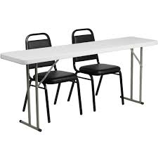 6-Foot Plastic Folding Training Table Set With 2 Trapezoidal Back Stack  Chairs Raven Farmhouse 6piece Ding Set The Dump Luxe Fniture 132 Inch Round Satin Tablecloth Black 6 Foot Farm Table Kountry Kupboards With 8 Chairs Foot Cedar Table Steves Creations Correll 30w X 72l Ft Counter Height 36h 34 Top Highpssure Laminate Folding Lifetime Foldinhalf White Granite 6foot Plastic Traing 2 Trapezoidal Back Stack Chairs Details About Portable Event Party Indoor Outdoor Weatherproof Buffet New Vintage Oak Refectory Kitchen And In Brnemouth Dorset Gumtree Banquet Seating Decor How To Up For Holiday Parties Lerado 6ft Foldin Half Rect Table Raptor Concept Store