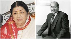 Lata Mangeshkar pays tribute to Mohammed Rafi on birth anniversary