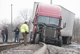 No Serious Injuries After CSX Train Strikes Tractor-trailer In Point ... Train Clips The End Of A Semi Truck In North East Kakecom Wichita Kansas News Weather Sports Sheriffs Office Jackson Township Man Injured When Train Strikes His Pickup 5 Hospitalized Muni Vs Accident San Francisco Ashley Phosphate Road Reopens After Crash Volving Tractor None Local Newsbuginfo Csx Hits West Nyack Derailment Causes Serious Injury Fuel Spill Kepr Gta V Tonka Dump Vs Frieght Who Wins Youtube The Sewage Truck Vs Train The Most Insane Crashes My Summer Mad Max Semi Lego Big Explosion Brick Rigs Truck 31 December 1955 Fred Franklin Caption Slip