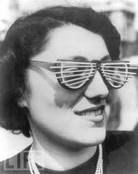 the past and the present eyewear history of shutter shades the