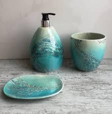 set für badezimmer fisch keramik im inneren keramik und keramik