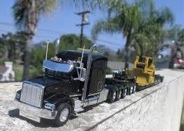 100 Custom Toy Trucks 164 Peterbilt Heavy Haul Trucks Farm Toys