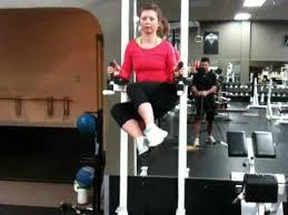 roman chair oblique leg lift same side youtube