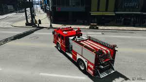 100 Gta 4 Fire Truck Mod New LCFD Car For GTA
