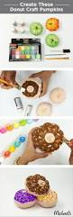 Pumpkin Latte Lite Dunkin Donuts by Painted Pumpkins To Look Like Donuts Then Put Them In A Dunkin