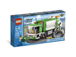 100 Lego City Dump Truck Garbage 4432