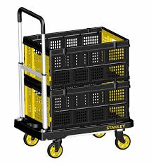 STANLEY PC506 Aluminum Flatform Truck 135Kg - Stanley Hand Trucks Sydney Trolleys At99fd Hand Folding Magna Cart Flatform 300 Lb Capacity Four Wheel Platform 330lbs Folding Platform Dolly Push Truck Moving Warehouse China Industrial Trucks Shop Dollies At Lowescom Rubbermaid Commercial Convertible Cheap Find Deals On Line Alibacom Shacman Low Trailer For Heavy Equipment Magliner 500 Alinum With Amazoncom