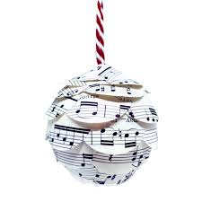 Musical Instrument Christmas Tree Decorations