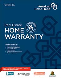 american home shield warranty brochure womens council of realtors
