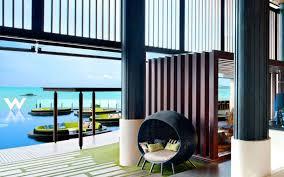 100 W Hotel Koh Samui Thailand Retreat Review Travel