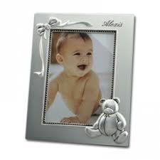 cadre photo bapteme personnalise cadre bébé ou enfant personnalisé