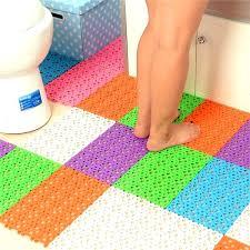 chic bathroom rugs non slip non slip bath rugs can also be