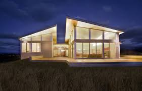 100 Modern Beach Home House ZeroEnergy Design