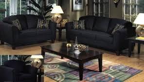 black living room table sets schwarze wohnzimmermöbel