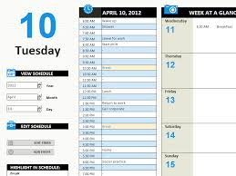Daily Work Log Template