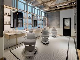 Barber Shop Hair Design Ideas by Clean Cut Minimalism And Tradition At Akin Barber U0026 Shop In Dubai
