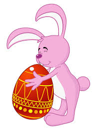 Easter bunny clipart transparent collection