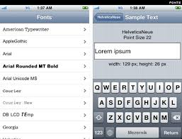 How To Use Different Fonts iPhone – Geek Letters