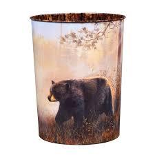 Zebra Print Bathroom Accessories Canada by Rustic Moose U0026 Bear Bathroom Accessories