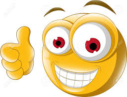 Thumb Up Emoticon For You Design Royalty Free Cliparts Vectors