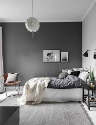 schlafzimmer grau eine le stuhl decke bilder aus