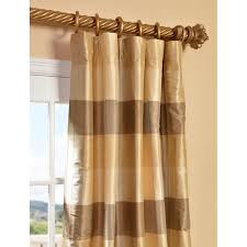 120 Inch Linen Curtain Panels by Sheffield Multicolor 120 X 50 Inch Silk Plaid Curtain Single Panel