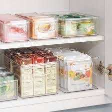 Amazon InterDesign Home Kitchen Organizer Bin for Pantry