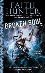 Book Broken Soul Jane Yellowrock Series By Faith Hunter