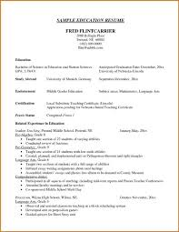 Examples Of Resumes For Teachers Substitute Teacher Certification Best Resume