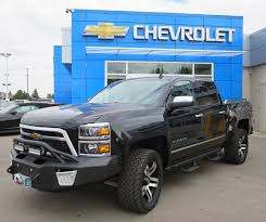 Badass-chevy-reaper-black-at-westgate-chevrolet | Truck | Pinterest