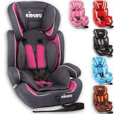 si鑒e auto pour enfant kiduku siège auto et réhausseur pour enfants bébé groupe 1 2