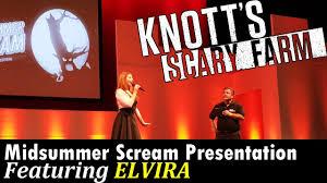 Kings Dominion Halloween Haunt Application by Knott U0027s Scary Farm Presentation 2017 Midsummer Scream Youtube
