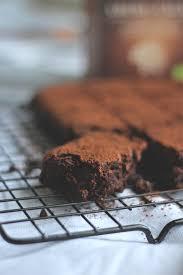 schokoladen brownies mit kidneybohnen mehlfrei feines gemüse