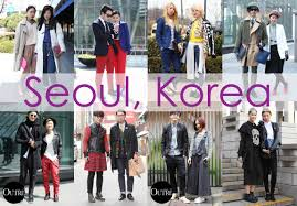 Seoul Street Style According To La Mode Outre