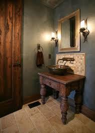 interior decoration old world influenced bathroom vanities old