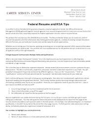 Government Job Resume Format Jobs For Template Google Docs Federal