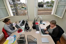 bureau sncf transilien l opération un bureau dans ma gare en commun