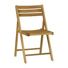 chaise en ch ne massif zeno canapés de jardin naturel bois habitat