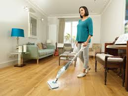 Steam Mop Suitable For Laminate Floors by Black And Decker Fsm1605 B1 Steam Mop 1300w